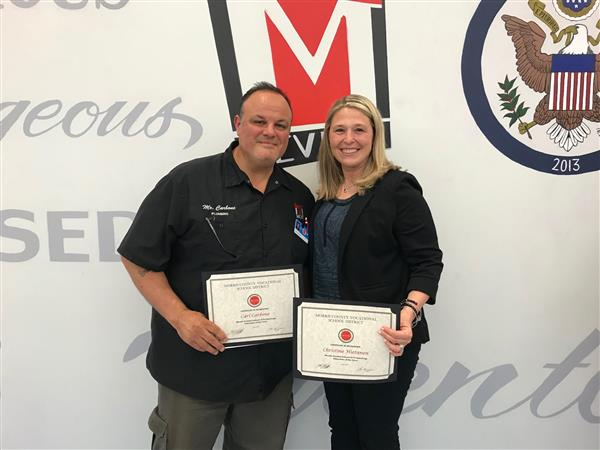 2017-2018 MCST Educators of the Year