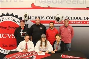MCST Student Signs Letter of Intent to Play Soccer at Saint Joseph's University!