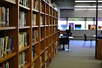 Photo of the MCST library media center